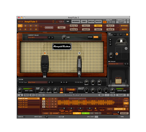 Amplitube 3 (ELECTRONIC DOWNLOAD)