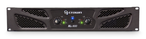 CROWN XLI800 Two-channel 300W @ 4Ω Power Amplifier