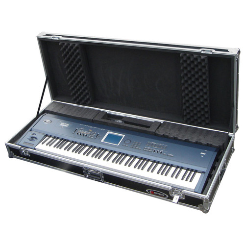 88 NOTE KEYBOARD CASE WITH WHEELS ATA UNIVERSAL FZKB88W