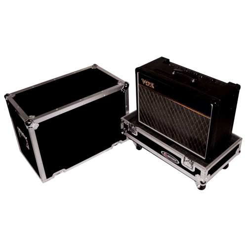 2 x 12 Guitar Amp Flight Case FZGC212W