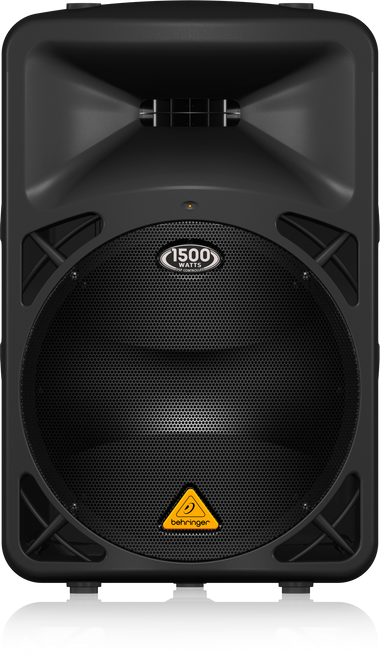 "Active 1500-Watt 2-Way PA Speaker System 15"" B615D"
