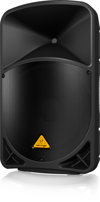 "Active 1000-Watt 2-Way 15"" PA Speaker System with B115MP3"