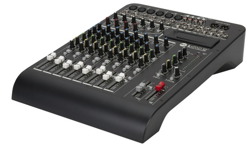 12 CHANNEL MIXING CONSOLE L-PAD 12C