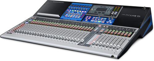 StudioLive® 32 (III Series) 40-Input Digital Console/Recorder with Motorized Faders