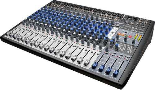 StudioLive AR22 USB 22-Channel Hybrid Performance and Recording Mixer