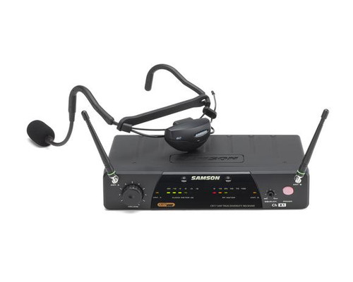 AirLine 77 Headset QE Fitness Headset Mic (Channel N5)