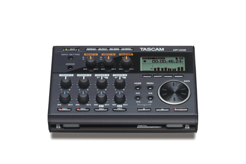DP-006 6-Track Digital Pocketstudio