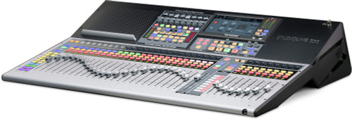 StudioLive 32S 32-Channel Series III Digital Mixer with USB Audio Interface