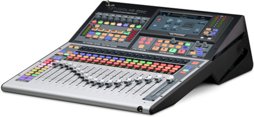 StudioLive 32SC 32-Channel Series III Digital Mixer with USB Audio Interface
