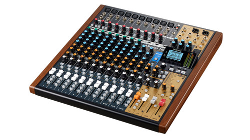 Model 16 All-in-One Mixing Studio: Mixer/Interface/Recorder