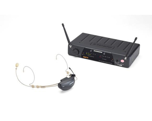 AirLine 77 AH7 Headset – Frequency K2 Wireless System