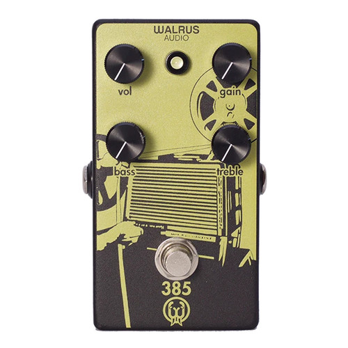 385 Overdrive Guitar Pedal