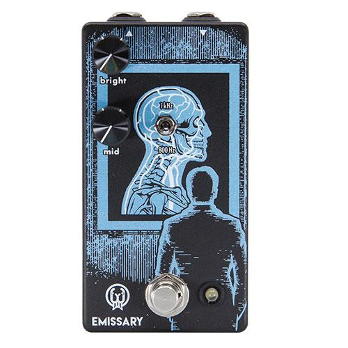 Emissary Parallel Boost Pedal