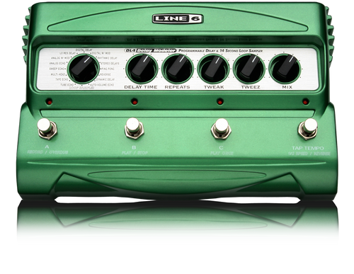 DL4 Delay Guitar Effects Pedal