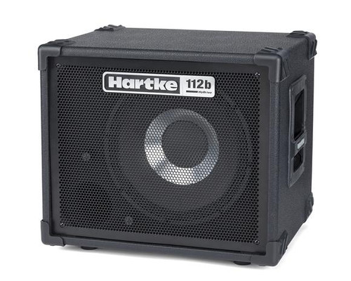 HyDrive 112b 1 x 12″ 300-Watt Bass Cabinet with Black Grille