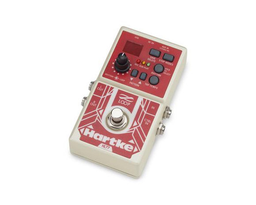 HL77 Loop Bass Looper Pedal