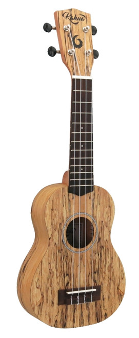 "21"" Soprano Black-Line Maple Ukulele"