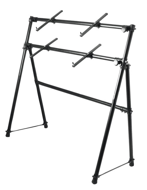 Terrific value on a 2-tier A-frame stand