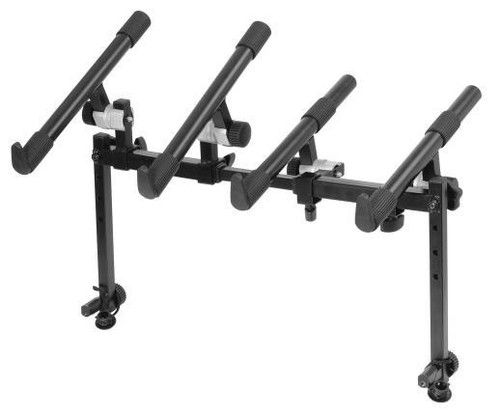 Fits any keyboard stand with 1Ó or 30mm, round or square tubing