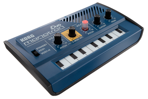 monotron DUO Analogue Ribbon Synthesizer – Dual Oscillator
