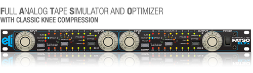 Full Analog Tape Simulator/Optimizer