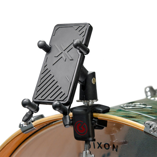 Bass Drum Smart Phone Mount Model SC-BDSPM