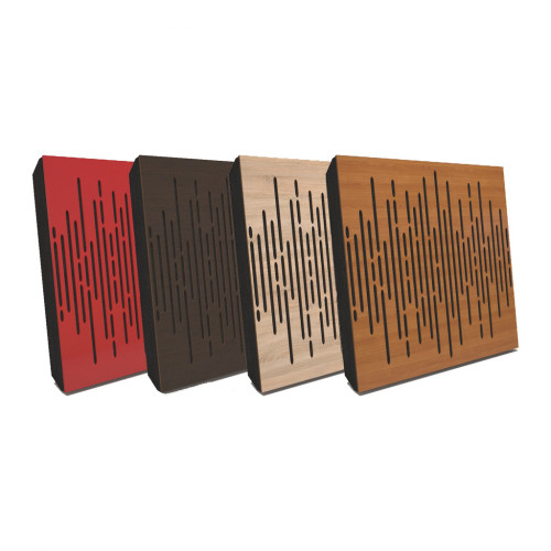 Wave Sound Absorption-Diffuse Acoustic Panel