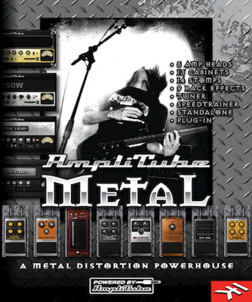 Amplitube Metal Ikm Download Only