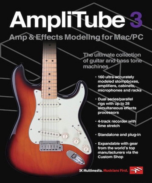 Amplitube 3 Ikm Download Only