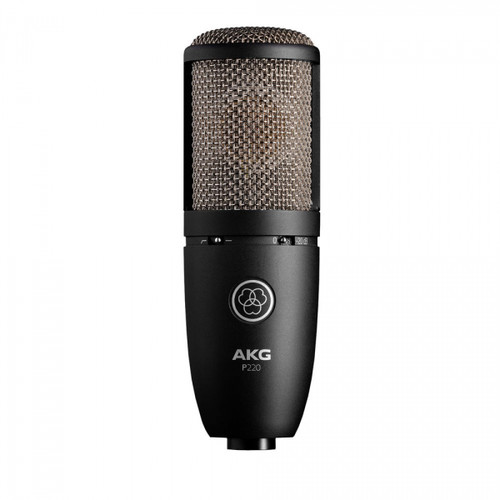 AKG P220 Large Diaphragm Mic