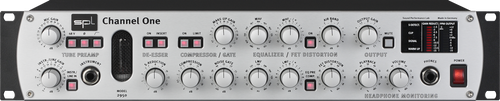 Channel One Recording Channel Preamp