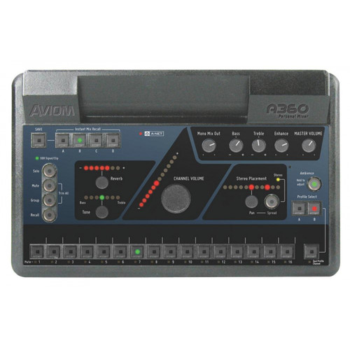 A360 36 Channel Personal Mixer