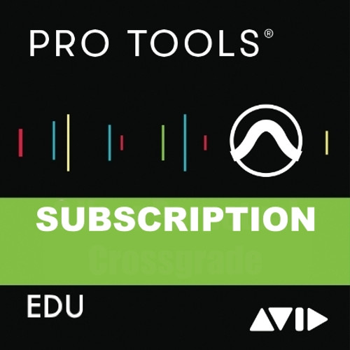 PRO TOOLS 3-MONTH SUBSCRIPTION NEW (STUDENT TEACHER) Download