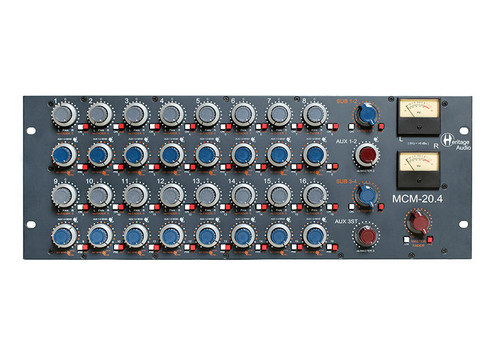 Heritage Audio Summing Mixer  HAMCM20.4