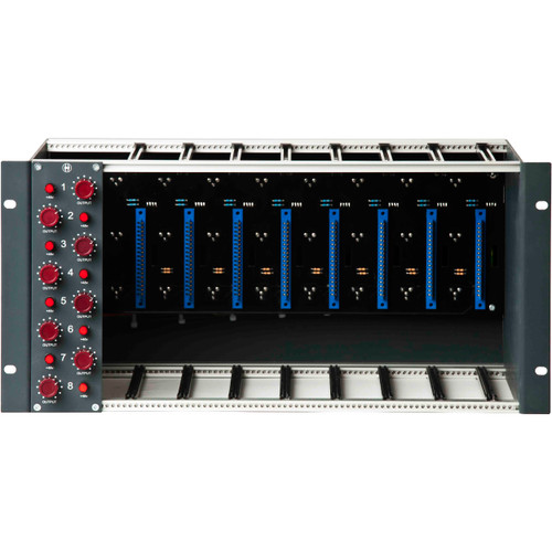 8CHFRAME 80 Series 8 Channel Neve Frame