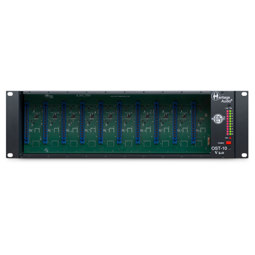 HAOST10V2 500 Series 10-Slot Rack with OS Tech
