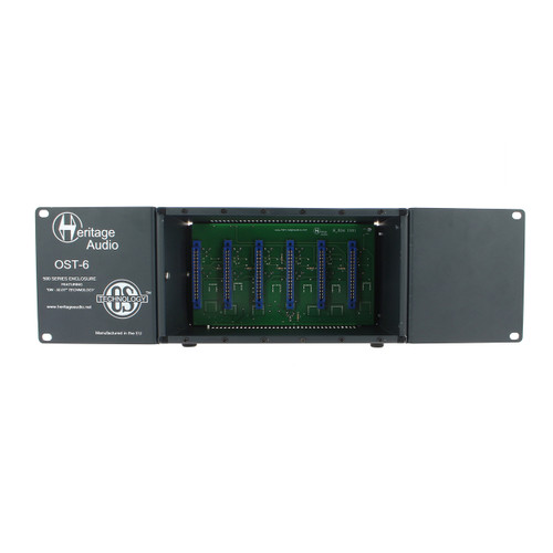 HAOST6 500 Series 6-Slot Rack with OS Tech