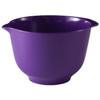 Purple Melamine Mixing Bowl, 1.5 Liter
