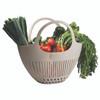 Garden Colander with vegetables