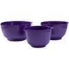 Melamine Mixing Bowls Purple