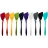 Hutzler Spatulas in a Rainbow of Colors