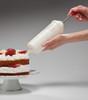 Hutzler Quick Whip decorate strawberry shortcake
