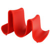 Hutzler Red Compact Pot Lid Stand
