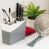 Hutzler Cutlery Drainer with Knife Slots