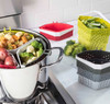 Hutzler Collapsible Cooker Steaming
