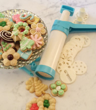 How to Host a Cookie Swap - Spritz Cookies Included