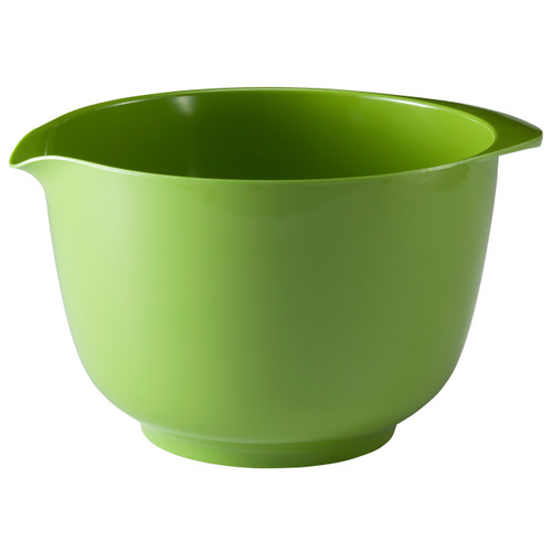 Green 2 Liter Melamine Mixing Bowl