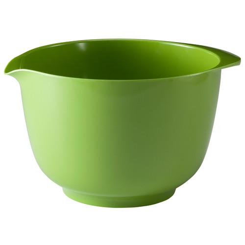 Green 2 Liter Melamine Mixing Bowl