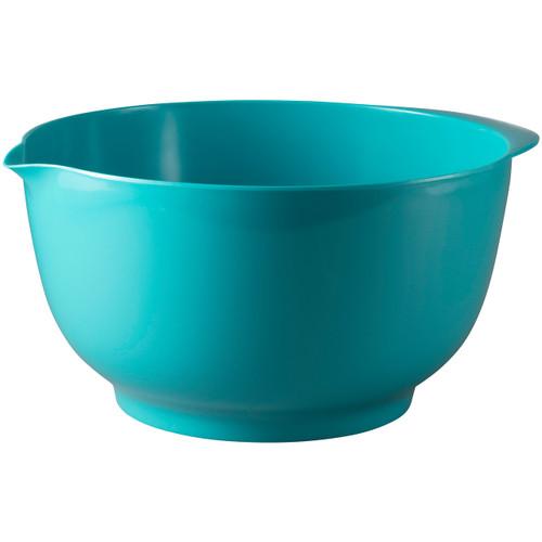 Turquoise 4 Liter Melamine Mixing Bowl