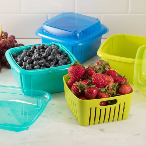 Berry Box Fruit Keeper